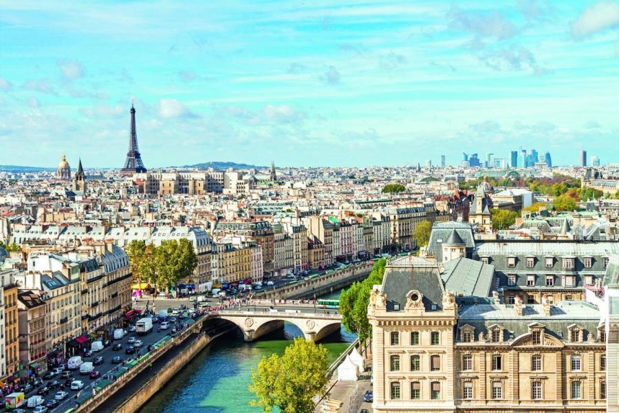 巴黎正進行大規模的城市升級,為外資提供大量機會。