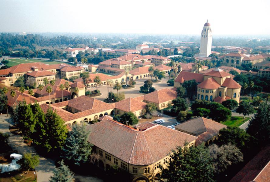 在史丹福大學修讀,改變了朱敏的下半生。