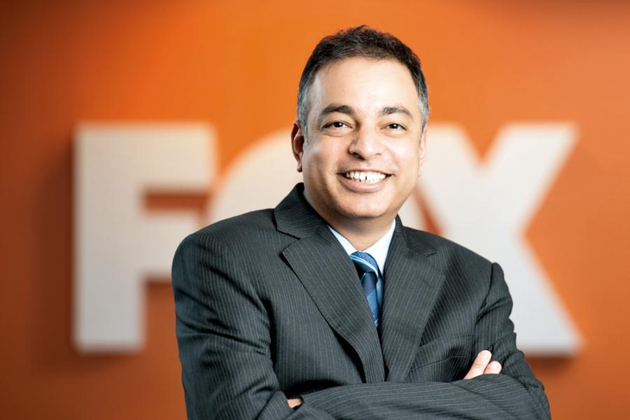 Fox傳媒亞太暨中東區總裁 Zubin Gandevia。