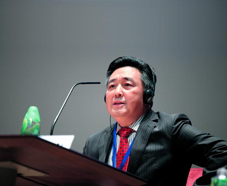 光大國際行政總裁陳小平