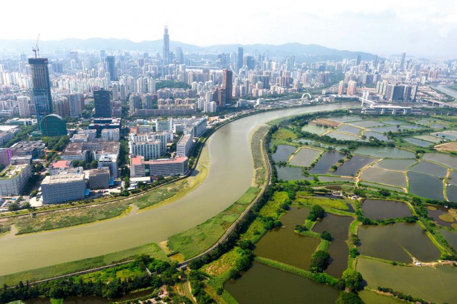 河套區「港深創新及科技園」實施香港的法律,有利吸引人才。
