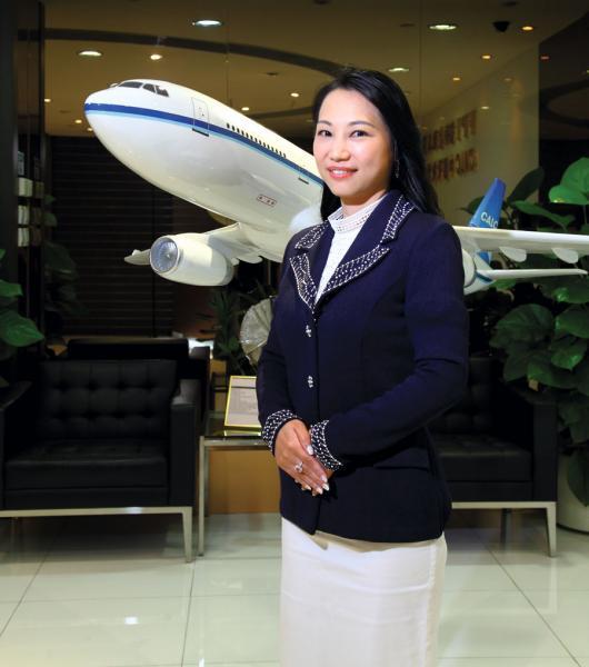 ARI副行政總裁及首席營運官吳亦玲。