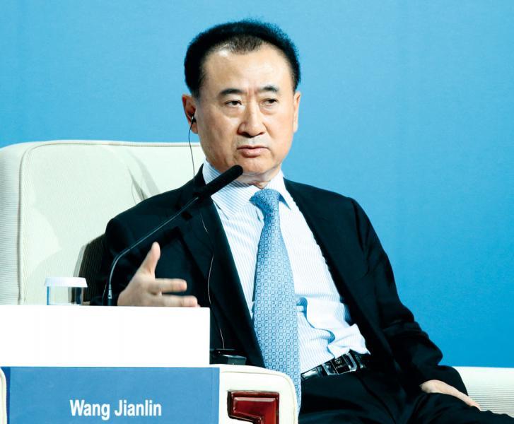 萬達董事長王健林對海外影視娛樂行業情有獨鍾。