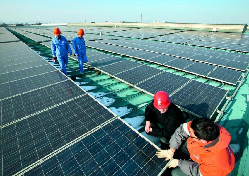 太陽能技術日漸成熟,有利減少碳排放