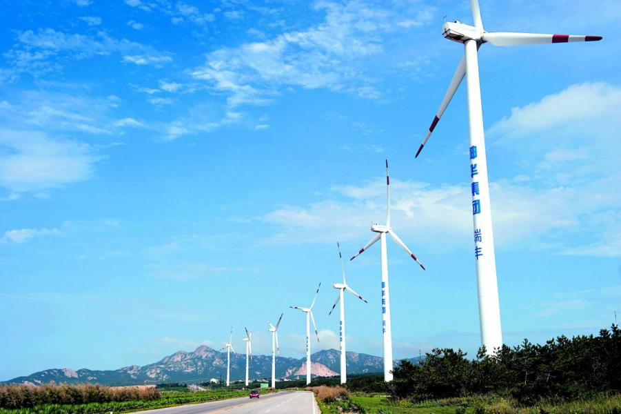 風能將會扮演發電的重要角色