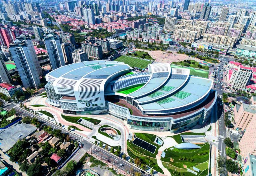 大連的恒隆廣場,乃香港投資者投資興建。