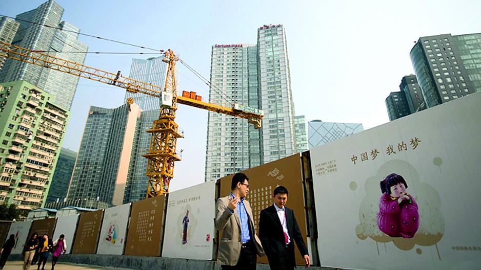 林丹教授憂慮中國勞動人口的下降