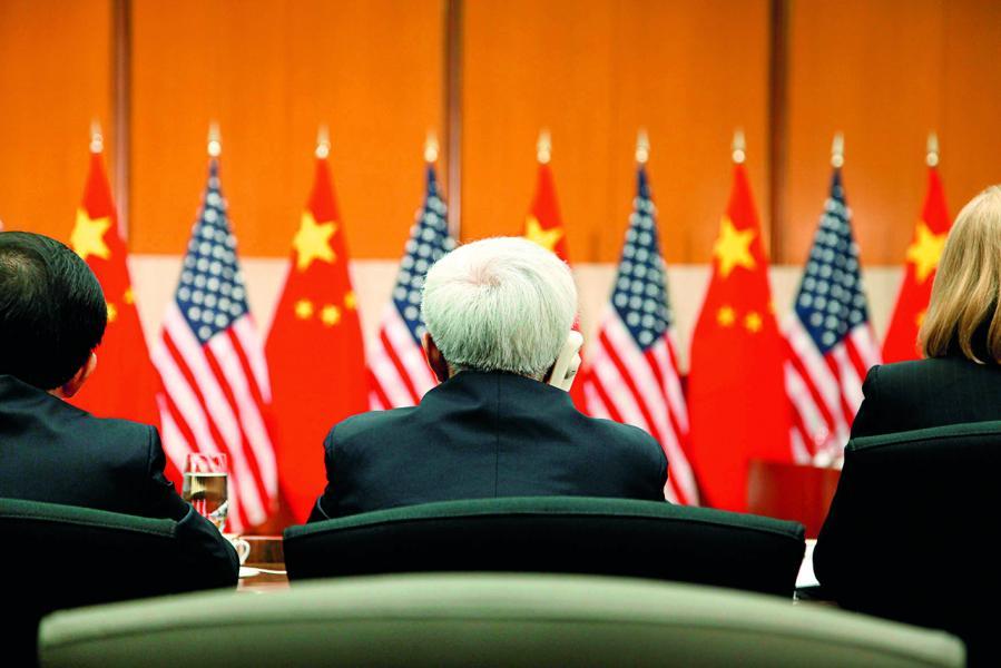 中美之間的貿易戰將會持續,而地緣政治危機估計亦令中美關係反覆。