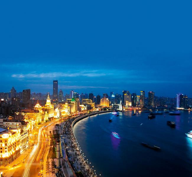 上海是德勤1917年首次進入中國的第一站。
