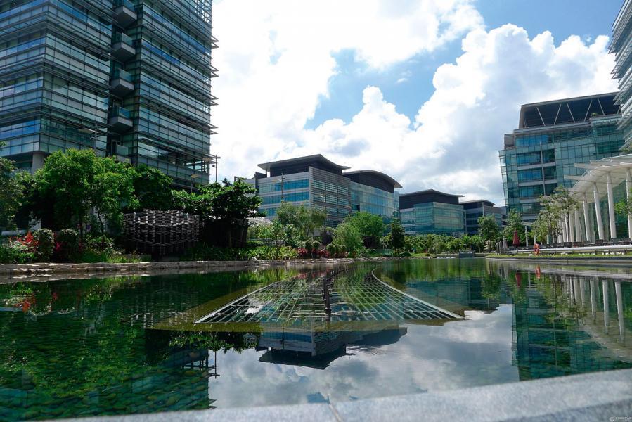 香港科學園是智慧城市的重要推手。