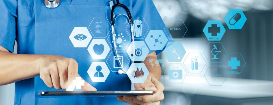 人工智能已進入醫療領域。