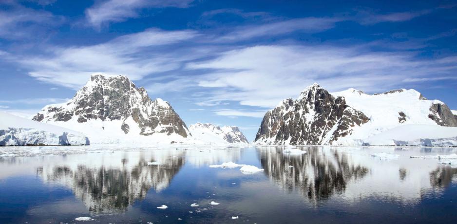 2017年中國開闢了北極航道。