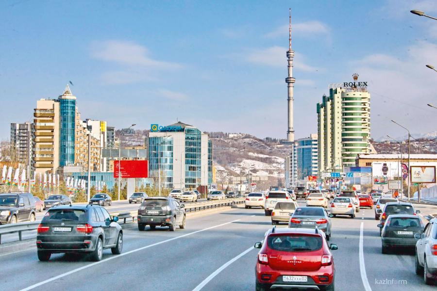 新亞歐大陸橋經濟走廊重鎮哈薩克斯坦。