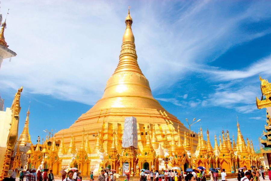 緬甸近年積極改革政治和經濟,由封閉走向國際。