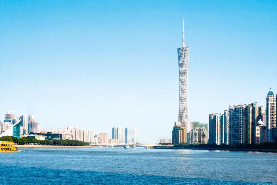 近年廣州金融實力穩步提升,國際影響力不斷增強,金融的核心作用越見突出。