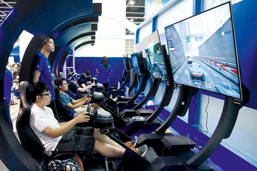 電競和體育結合,成為新的吸金產業。