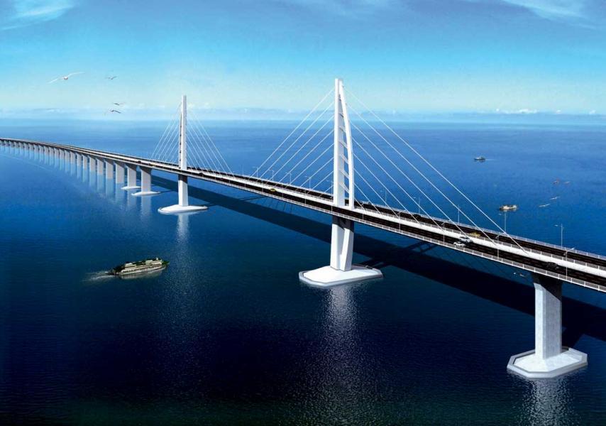 粵港澳大灣區的理想構圖要順利轉化為現實,城市間必須相連協作。