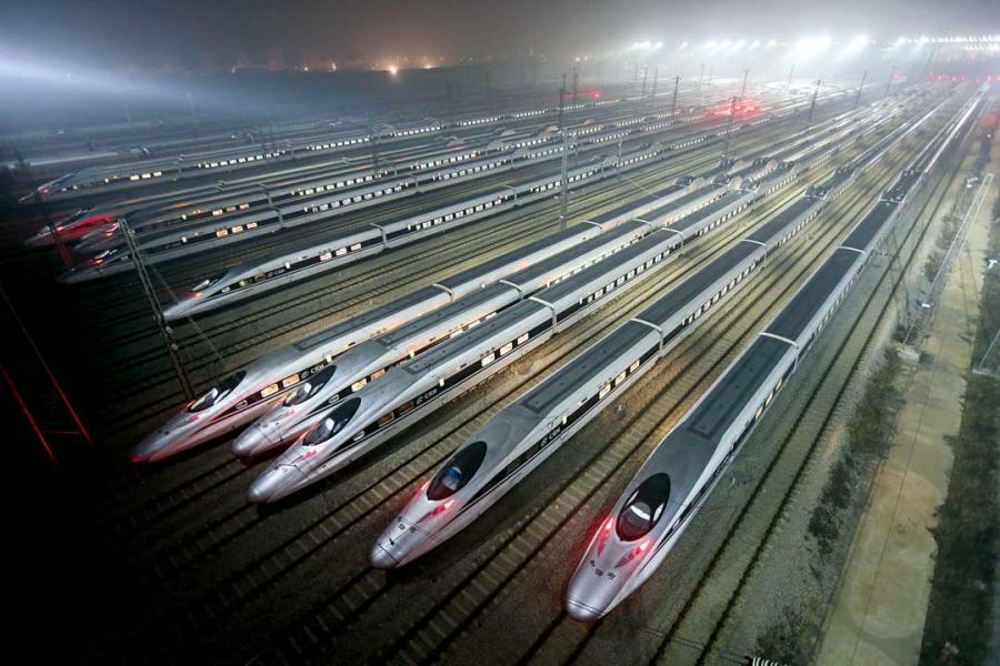 中泰高鐵令整個泰國經濟受惠。