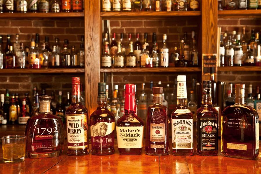 出於反制裁,中國對包括美國威士忌在內的百多項產品大幅徵稅。