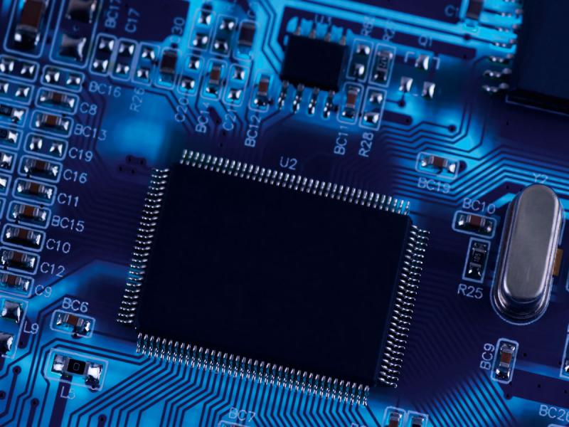 小小一塊芯片,代表著一個國家的高科技開發實力。