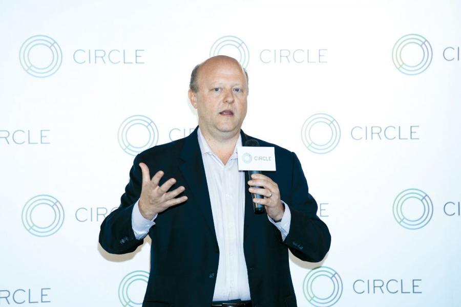 Circle創辦人、主席兼行政總裁Jeremy Allaire認為,世上所有具價值的東西最終都會轉化為加密貨幣。