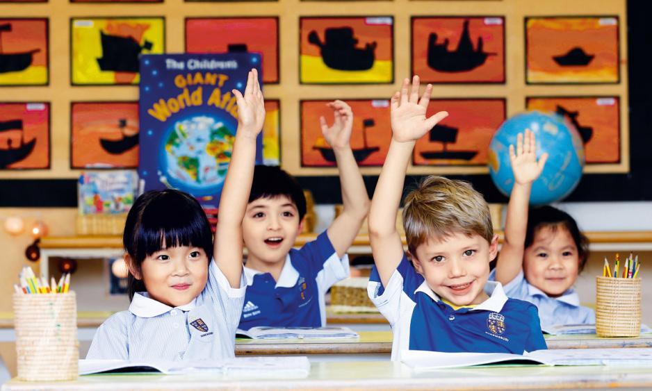 香港思貝禮國際學校設有幼兒班、預備班及一至六年級。