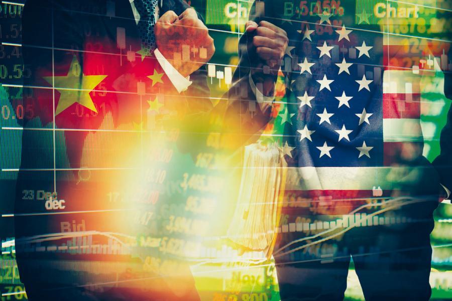 今年經濟將由中國和美國兩大增長引擎所驅動。