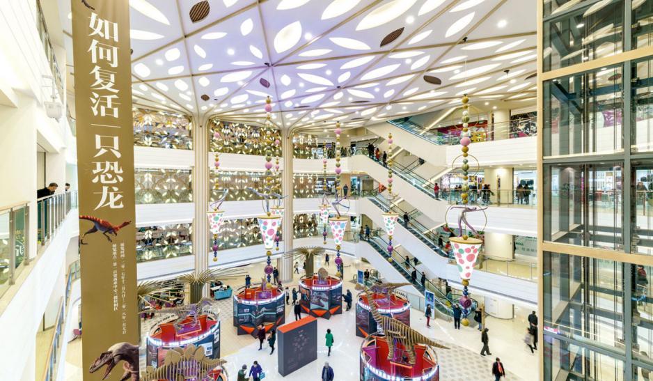 富達國際指,中國經濟結構將開始由消費驅動。