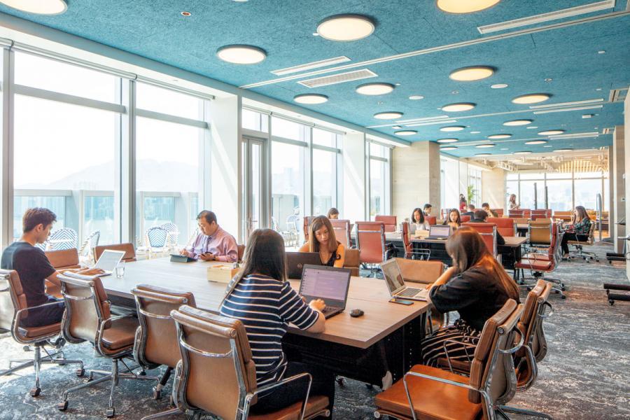 共享辦公室在去年大肆擴張,有大行估計,除了較具實力的龍頭企業外,其他營辦商的擴充步伐將會減慢。