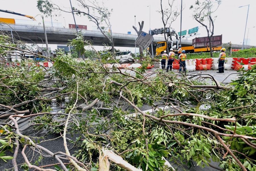 去年颱台「山竹」所造成的驚人破壞,相信市民仍記憶猶新,假如極端氣候持續,將引發更多風災、暴雨及熱浪等自然災害。