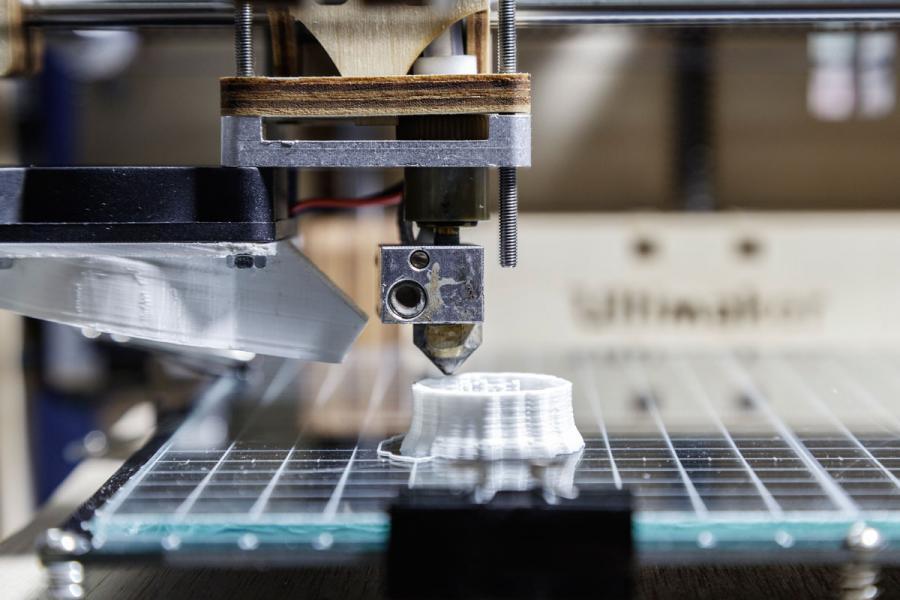 創新科技不只可提升生產效能,更有助減低污染。