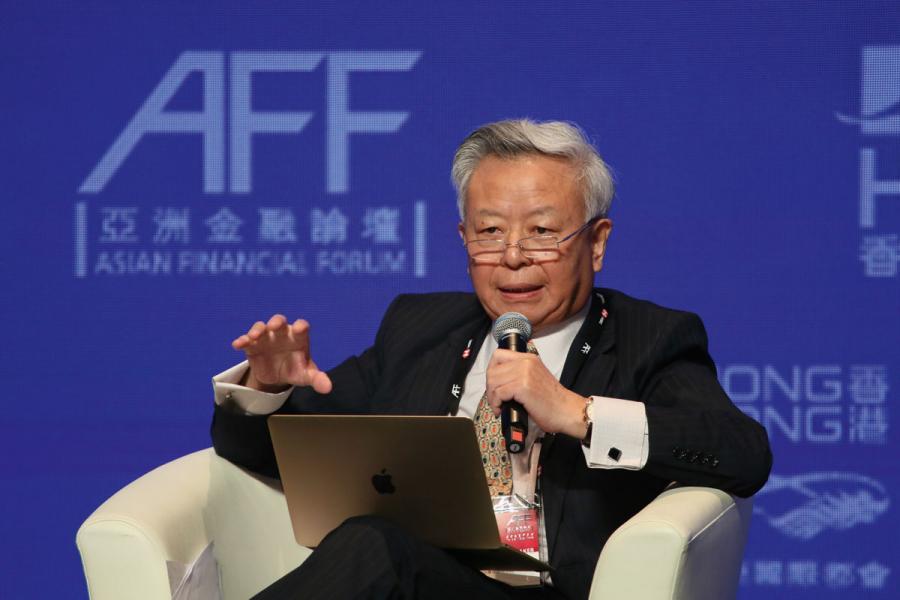 亞投行行長金立群指,為了可持續的發展,市場應該重新定義何謂「經濟增長」。