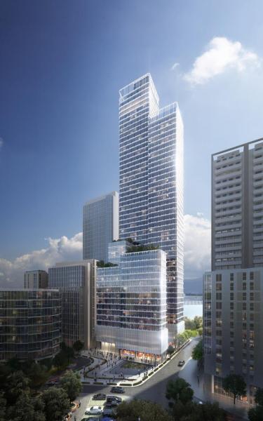 One Heritage Tower由兩幢大樓組成,合共提供500個不同房型的單位。