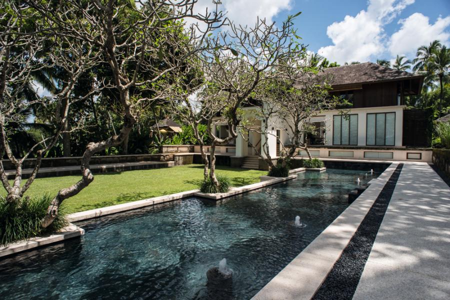 酒店開設了13年,是峇里島上最早提倡Retreat、推行提高身心和精神健康保健旅行之始祖。