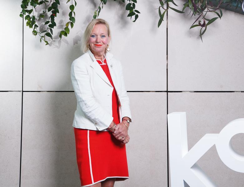 Mott MacDonald環球城市領導Anne Kerr。