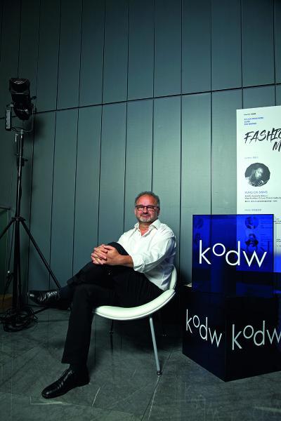 Philippe Kern認為藝術裝置有助於展現城市的文化多樣性。