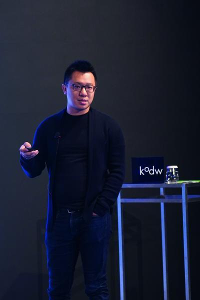 臺灣Plan B合伙創辦人Justin Yu(游適任)。