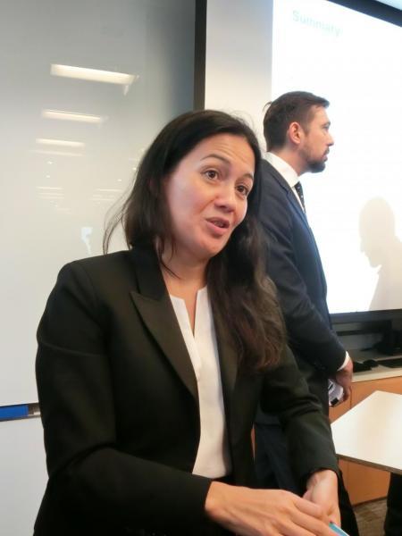 富達國際投資總監Catherine Yeung。