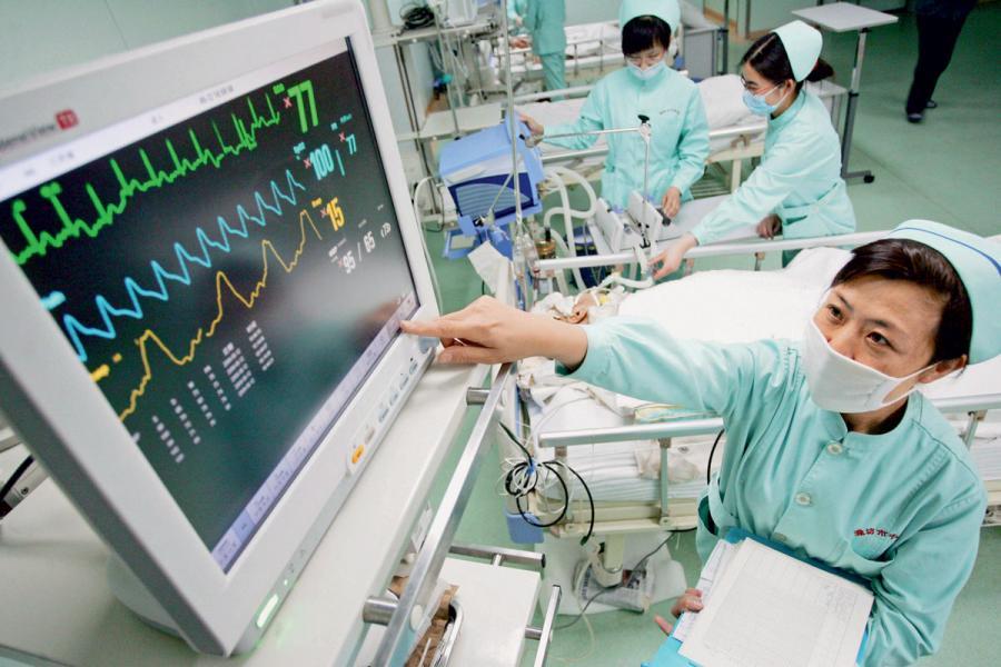 微醫致力聯絡私人執業的醫生加盟平台。
