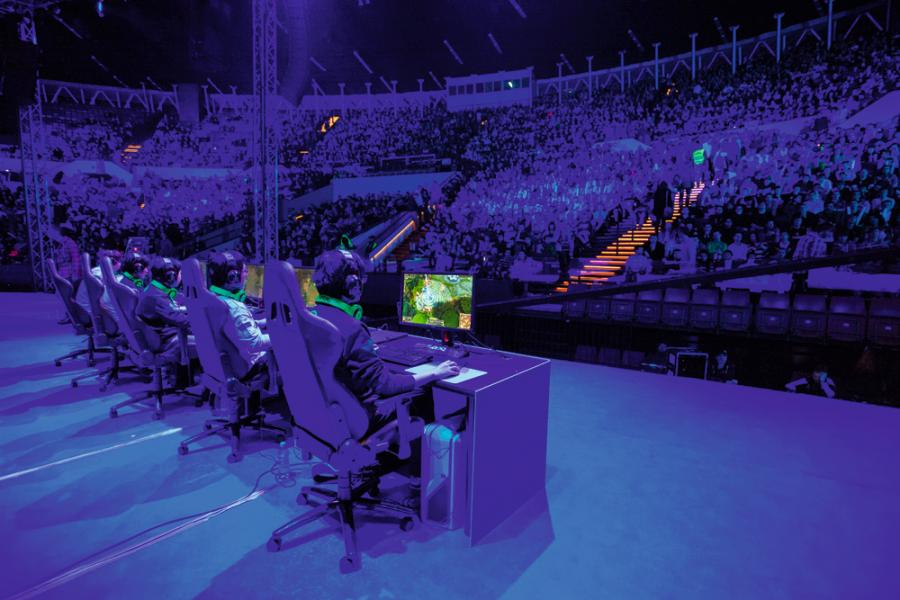 CGA在2015年舉辦首屆香港電競節吸引逾千觀眾。