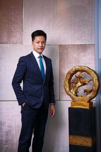 隆基泰和智慧能源董事會副主席兼首席執行官袁志平
