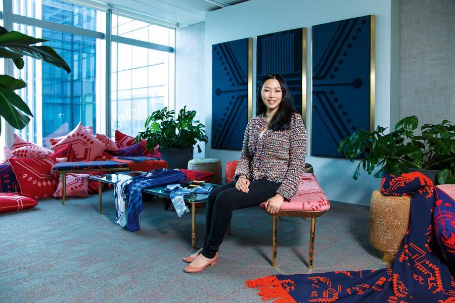 周凱瑜(Joanne):azalvo共同創辦人兼董事/ BoConcept香港董事總經理。