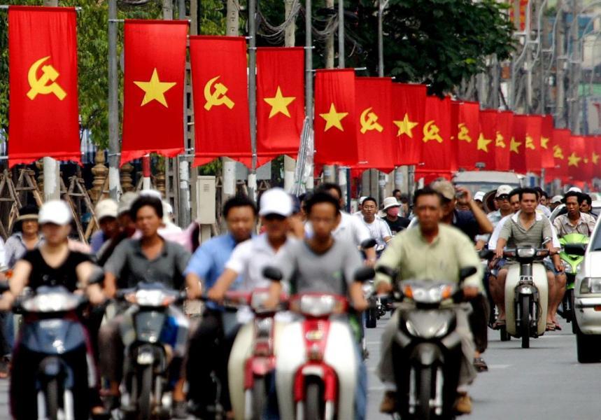 越南人口平均年齡27歲,人口年輕,生產力高,有利經濟發展。