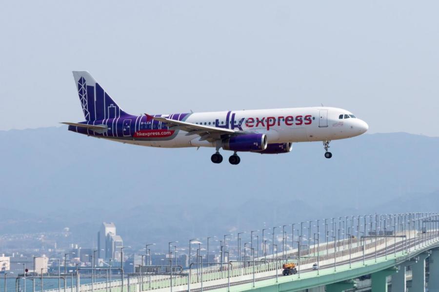 香港快運因人手不足,要突然取消大量航班。