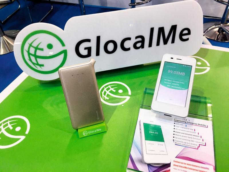 一部充了值的 WiFi 裝置,已可讓出外公幹的商務人,隨時隨地在超過一百多個國家和地區上網。
