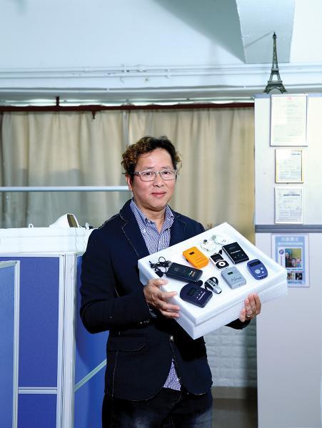 Guidestar創辦人姚永松。
