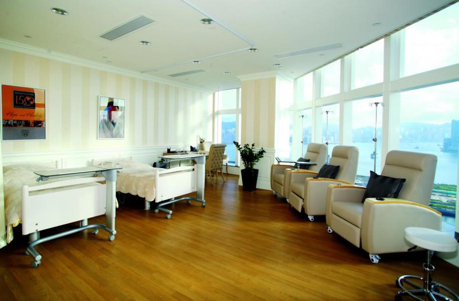 麥迪舜再生醫學中心擁有達GMP標準的醫學實驗室。