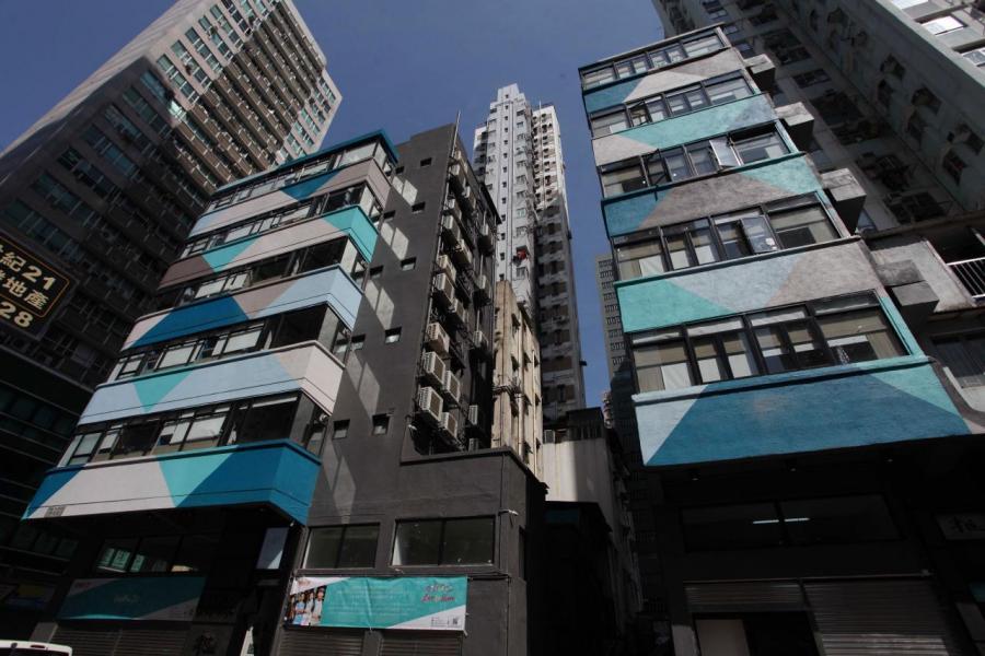 今年1月份的租金按月升1.4%,升幅更為8個月最大。