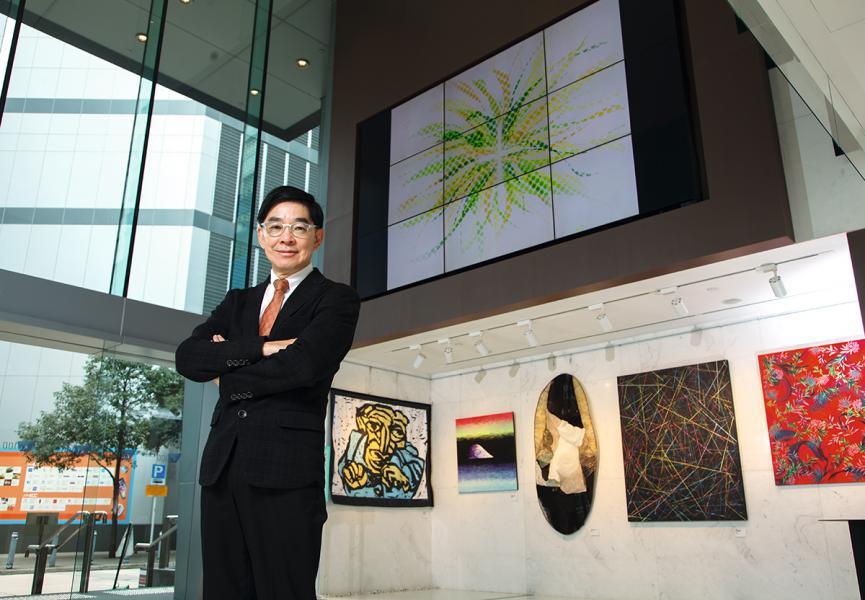 金寶集團主席李秀恒表示,期望把KC100塑造成內地文藝商廈「北京798」的香港版。