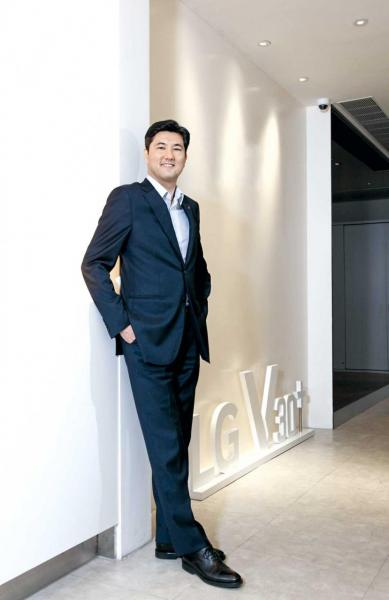 LG電子香港董事總經理申在赫(Kevin)。